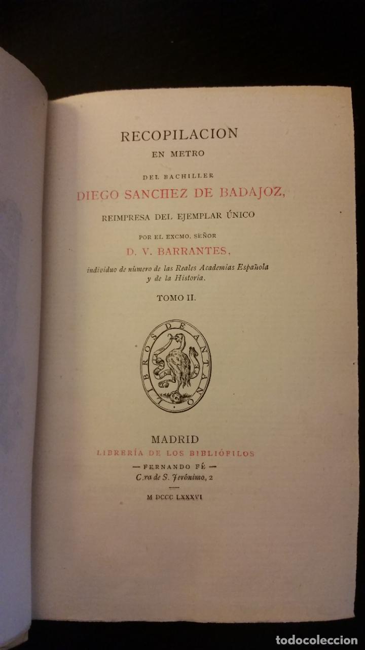 Libros antiguos: 1872 - LIBROS DE ANTAÑO - 15 tomos (colección completa), Librería de los bibliófilos - Foto 26 - 268975799