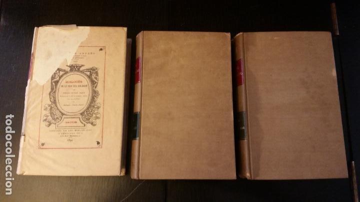 Libros antiguos: 1872 - LIBROS DE ANTAÑO - 15 tomos (colección completa), Librería de los bibliófilos - Foto 27 - 268975799