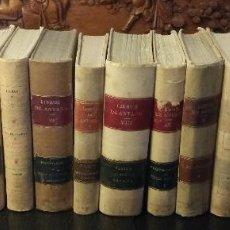 Libros antiguos: 1872 - LIBROS DE ANTAÑO - 15 TOMOS (COLECCIÓN COMPLETA), LIBRERÍA DE LOS BIBLIÓFILOS. Lote 268975799