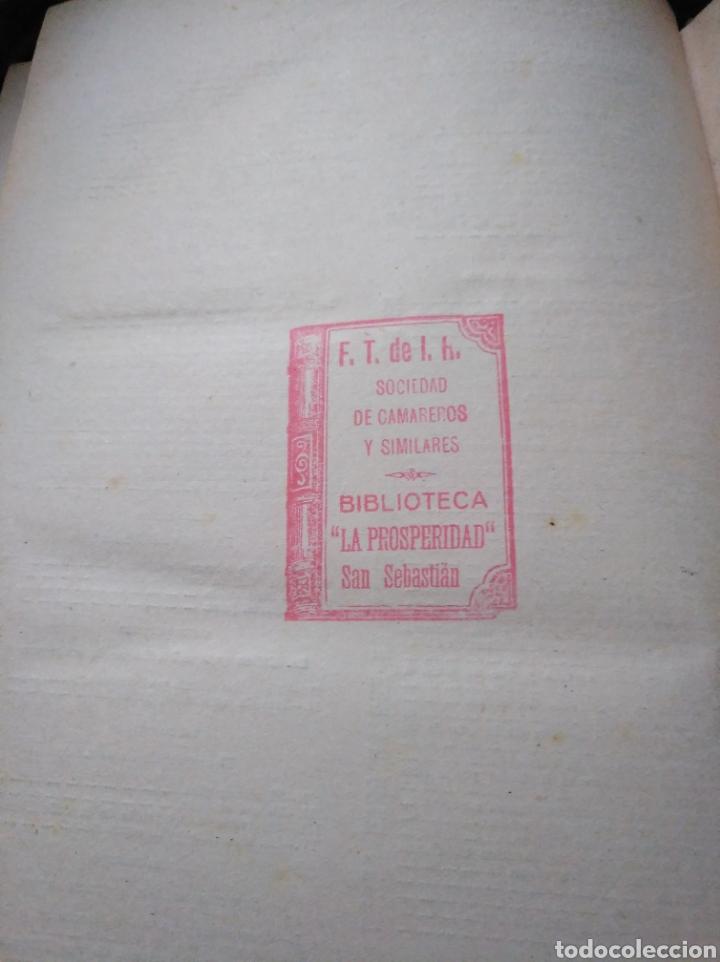 Libros antiguos: Los Miserables. Tomo II. 1931. Víctor Hugo - Foto 2 - 269125433