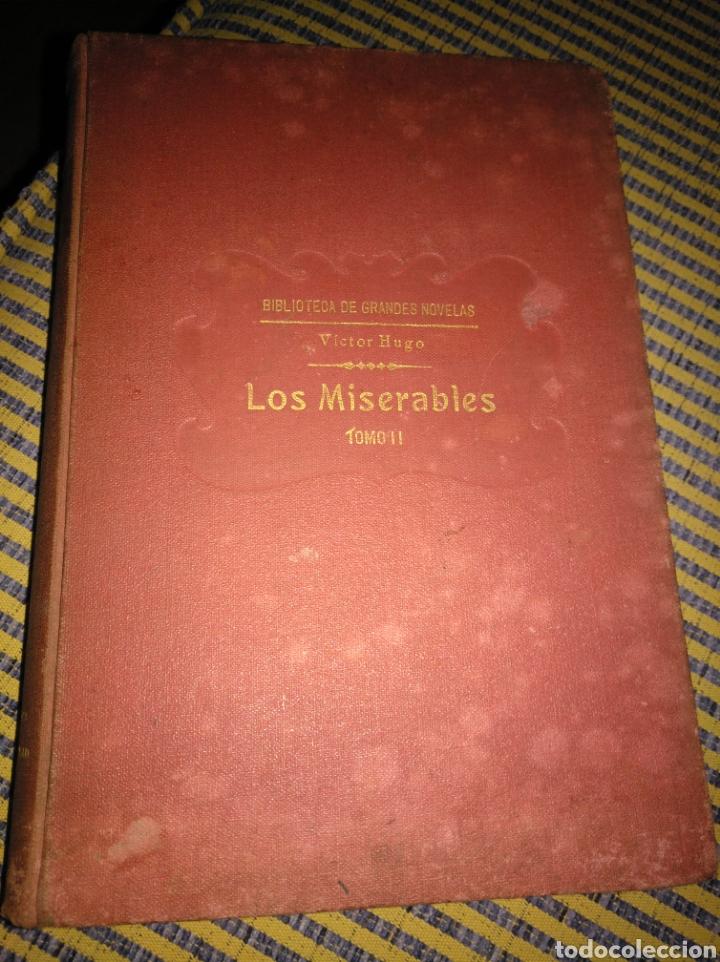 LOS MISERABLES. TOMO II. 1931. VÍCTOR HUGO (Libros antiguos (hasta 1936), raros y curiosos - Literatura - Narrativa - Clásicos)