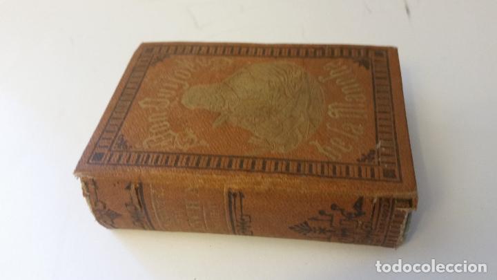 Libros antiguos: 1885 - CERVANTES - DON QUIJOTE DE LA MANCHA - SEGUNDA PARTE 2 TOMOS, ZARAGOZA, RARO - Foto 2 - 270133918