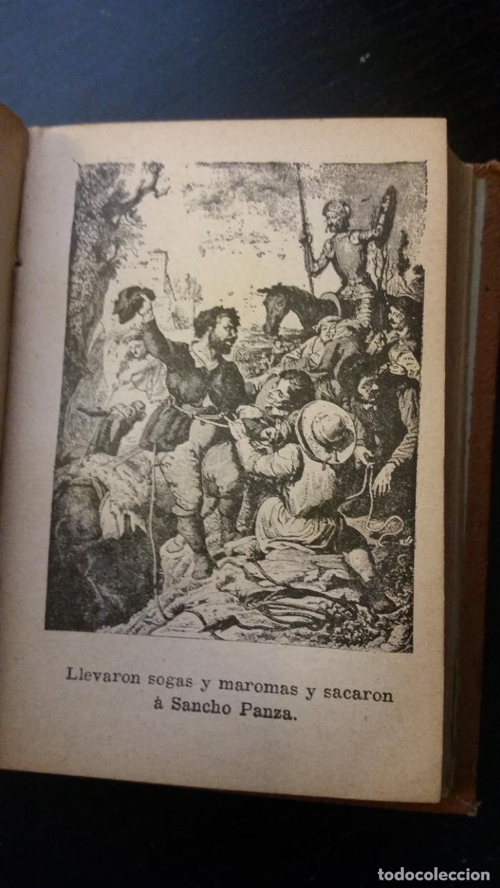Libros antiguos: 1885 - CERVANTES - DON QUIJOTE DE LA MANCHA - SEGUNDA PARTE 2 TOMOS, ZARAGOZA, RARO - Foto 10 - 270133918