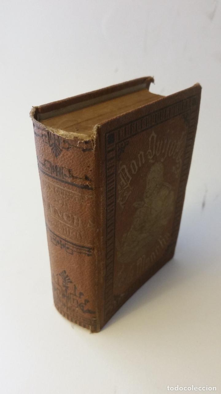 1885 - CERVANTES - DON QUIJOTE DE LA MANCHA - SEGUNDA PARTE 2 TOMOS, ZARAGOZA, RARO (Libros antiguos (hasta 1936), raros y curiosos - Literatura - Narrativa - Clásicos)