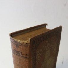 Libros antiguos: 1885 - CERVANTES - DON QUIJOTE DE LA MANCHA - SEGUNDA PARTE 2 TOMOS, ZARAGOZA, RARO. Lote 270133918