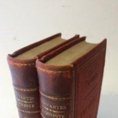 Libros antiguos: 1825 - CERVANTES - DON QUIJOTE DE LA MANCHA V Y VI - BAUDRY. Lote 270257708