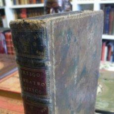 Libros antiguos: 1781 - FEIJOO - TEATRO CRÍTICO UNIVERSAL - TOMO SÉPTIMO: VENIDA DEL ANTICRISTO. Lote 270561948