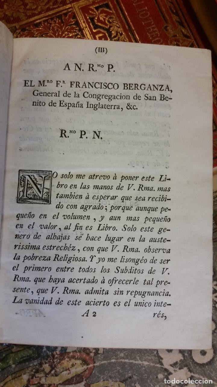 Libros antiguos: 1781 - FEIJOO - ILUSTRACIÓN APOLOGÉTICA + JUSTA REPULSA DE INICUAS ACUSACIONES - Foto 2 - 270562288
