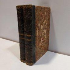 Libros antiguos: ORACIONES DE CICERON - TEXTO LATINO Y TRADUCCIÓN D.RODRIGO DE OVIEDO. 2 TOMOS MADRID (1832). Lote 270943183