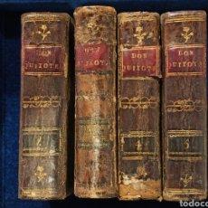 Libros antiguos: DON QUIJOTE DE LA MANCHA. MADRID, 1797. Lote 271354038
