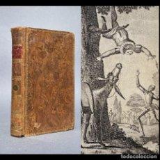 Livros antigos: 1807 - OBRAS DE MIGUEL DE CERVANTES - DON QUIJOTE DE LA MANCHA - GRABADOS. Lote 274601283