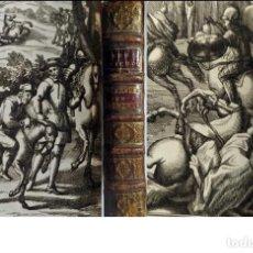 Livres anciens: AÑO 1713: HISTORIA DEL ADMIRABLE DON QUIJOTE DE LA MANCHA. LIBRO ILUSTRADO DE MÁS 300 AÑOS.. Lote 274849048