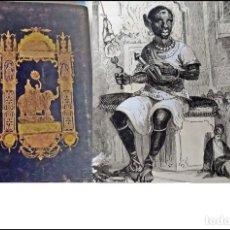 Libros antiguos: LAS MIL Y UNA NOCHES. LIBRO ILUSTRADO. SIGLO XIX?.. Lote 275464368