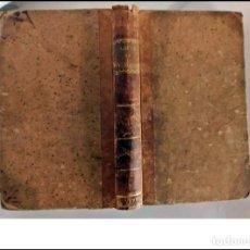 Livres anciens: LIBRO DE 220 AÑOS: ADELA Y TEODORO. CARTAS SOBRE LA EDUCACIÓN.. Lote 275585853