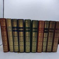 Libros antiguos: BIBLIOTECA DE LOS GRANDES CLÁSICOS. MAIL IBÉRICA 1968. Lote 275901058