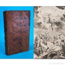 Livres anciens: AÑO 1770 - EL ESPECTÁCULO DE LA NATURALEZA - EL HOMBRE EN SOCIEDAD CON DIOS.. Lote 276047308