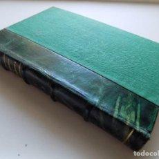 Libros antiguos: LIBRERIA GHOTICA. LUJOSA EDICIÓN EN PIEL DE MARIAN VAYREDA. SANG NOVA. 1921. PRIMERA EDICIÓN. Lote 276161123