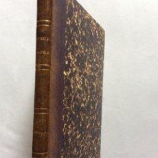 Libros antiguos: LES AUTEURS GRECS EXPLIQUÉS D'APRÈS UNE MÉTHODE NOUVELLE. XÉNOPHON, PREMIER LIVRE DE L´ANABASE. Lote 276231628