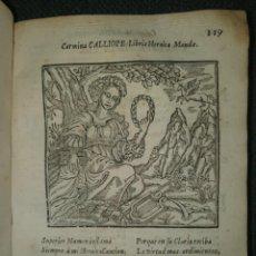 Libros antiguos: 1724. QUEVEDO: LAS TRES MUSAS ÚLTIMAS CASTELLANAS.. Lote 276275433