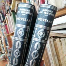 Libros antiguos: DAPHNE DU MAURIER. NOVELAS. T. I Y T. II. Lote 276478933