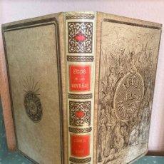 Libros antiguos: ECOS DE LAS MONTAÑAS - JOSÉ ZORRILLA - ILUSTRADO POR GUSTAVO DORÉ - MONTANER Y SIMON - 1894. Lote 276634173