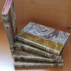 Libros antiguos: VALLE INCLÁN - OPERA OMNIA - MEMORIAS DEL MARQUÉS DE BRADOMÍN. CINCO OBRAS. MAGNÍFICA ENCUADERNACIÓN. Lote 277141908