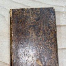 Libros antiguos: NOVELAS EJEMPLARES, MIGUEL DE CERVANTES SAAVEDRA, 1831 BARCELONA. TAMAÑO MINIATURA. 2 NOVELAS. Lote 277144278