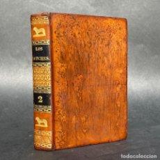 Libros antiguos: AÑO 1844 - LOS NATCHEZ O LOS HABITANTES DE LUISIANA - MISISIPI - CHATEAUBRIAND. Lote 278173738