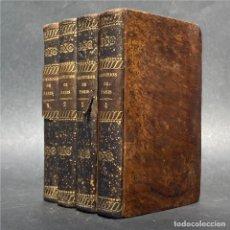 Libros antiguos: 1845 - LOS MISTERIOS DE PARIS - EUGENIO SUE. Lote 278399138