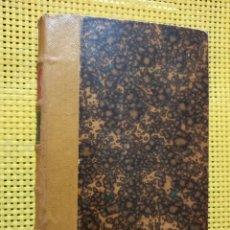 Libros antiguos: CARTAS ESCOGIDAS DE MADAMA DE SÉVIGNÉ / VERSIÓN ESPAÑOLA DE FERNANDO SOLDEVILLA / PARÍS, GARNIER. Lote 278543808