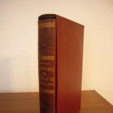 Libros antiguos: LESAGE: AVENTURAS DE GIL BLAS DE SANTILLANA (VERGARA, 1959) PRIMERA ED. EN PLENA PIEL CON ESTUCHE. Lote 278609513