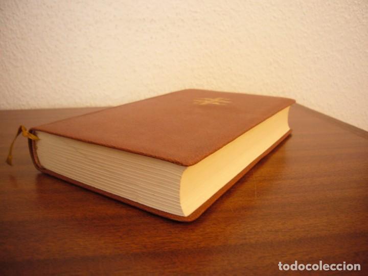 Libros antiguos: LESAGE: AVENTURAS DE GIL BLAS DE SANTILLANA (VERGARA, 1959) PRIMERA ED. EN PLENA PIEL CON ESTUCHE - Foto 5 - 278609513