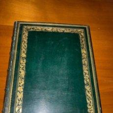 Libros antiguos: FRAY LUIS DE LEÓN.– LA PERFECTA CASADA. IMPRENTA DE MIGUEL GINESTA, 1872. HERMOSA ENCUADERNACIÓN. Lote 278615073