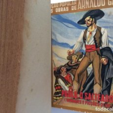 Libros antiguos: 2 OBRAS ENCUADERNADAS DE ARNALDO GAMA, FECHADAS DE 1936. Lote 278703968