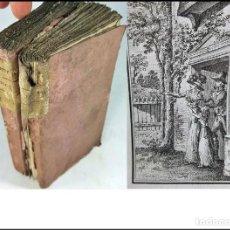 Libros antiguos: AÑO 1793: PAMELA, O LA VIRTUD RECOMPENSADA. 2 TOMOS DEL SIGLO XVIII.. Lote 278818473
