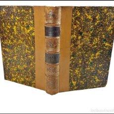 Libros antiguos: OBRAS DE MOLIÉRE, ELEGANTE LIBRO ANTIGUO.. Lote 278824933