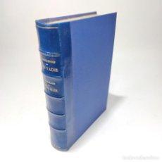 Libros antiguos: ¿QUO VADIS?. ENRIQUE SIENKIEWICZ. BEN-HUR. LEWIS WALLACE. RAMÓN SOPENA. BARCELONA. 1931.. Lote 283281588