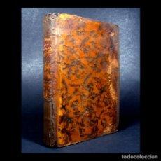 Libros antiguos: AÑO 1797 PRIMERA EDICIÓN LA EXPEDICIÓN DE LOS ARGONAUTAS VELLOCINO DE ORO APOLONIO DE RODAS MUY RARA. Lote 285291633