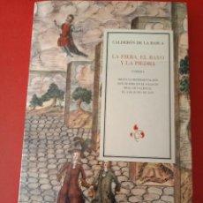Libros antiguos: CALDERON DE LA BARCA LA FIERA EL RAYO Y LA PIEDRA COMEDIA SEGUN LA REPRESEENTACION QUE SE HIZO. Lote 286013878