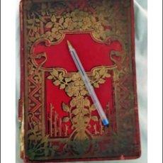 Livres anciens: LOS DRAMAS DEL MAR: LOS PASAJEROS DE LA HIRONDELLE. SIGLO XIX?. Lote 286328468