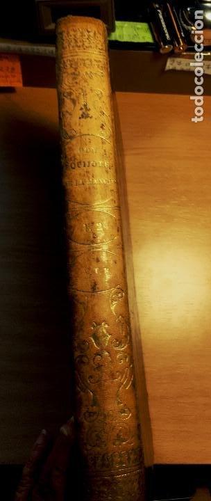Libros antiguos: EL QUIJOTE. EDICION DE 1876- TIRADA DE GRAN LUJO- -Obradors y Suli- Barcelona- - Foto 8 - 286516613