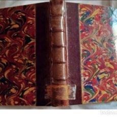 Livres anciens: LIBRO DE ERCKMANN-CHATRIAN DE MÁS DE 100 AÑOS DE ANTIGÜEDAD. LEER SU HISTORIA.. Lote 286889818