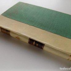 Libros antiguos: LIBRERIA GHOTICA. EDICIÓN LUJOSA DE JUAN RAMON JIMENEZ. PLATERO Y YO. ED. LOSADA 1946.PERGAMINO. Lote 287401258