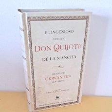 Libros antiguos: MIGUEL DE CERVANTES - DON QUIJOTE DE LA MANCHA - EDICION ALBERTO BLECUA Y ANDRÉS POZO 2004. Lote 287852703