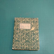 Libros antiguos: LAS ALAS ROTAS.ALBERTO INSUA. 1920.EDITOTIAL SATURNINO CALLEJA.. Lote 288471398