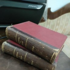 Libros antiguos: BIBLIOTECA ALREDEDOR DEL MUNDO - RELATOS CORTOS VVAA - MADRID 1914 - 2 TOMOS. Lote 288676313