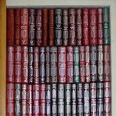 Libros antiguos: COLECCIÓN CRISOL SERIE EXTRA (CRISOLÍN) COMPLETA. 83 EJEMPLARES EN INCREÍBLE ESTADO DE CONSERVACIÓN.. Lote 288978603