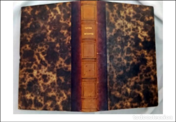 AÑO 1841: LA SATYRE MÉNIPPÉE DE LA VERTU DU CATHOLICON D`ESPAGNE. (Libros antiguos (hasta 1936), raros y curiosos - Literatura - Narrativa - Clásicos)