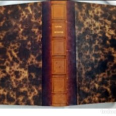Libros antiguos: AÑO 1841: LA SATYRE MÉNIPPÉE DE LA VERTU DU CATHOLICON D`ESPAGNE.. Lote 291490093