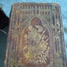 Libros antiguos: 1827 DON QUIJOTE 1 EDICIÓN EN MINIATURA DE LA HISTORIA. Lote 293278428